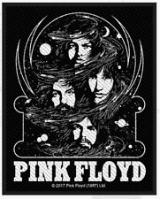 PINK FLOYD - BAND - WOVEN PATCH - BRAND NEW - MUSIC 2897