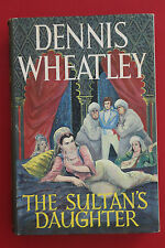 *VINTAGE 1ST ED.* THE SULTAN'S DAUGHTER by Dennis Wheatley (HC/DJ, 1963)
