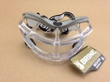 New Brine Seeker Goggles for Adult Women 60 mph Black and Silver Ships Free
