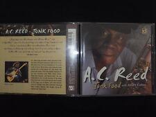 CD A.C. REED / JUNK FOOD /