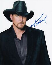 P150TA TRACE ADKINS SIGNED COUNTRY AND WESTERN SINGER 10X8 PHOTO AUTHENTIC