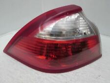 Saab 9-3 Convertible Left Tail Light 04 05 06 07 OEM
