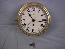 Vintage Brass Collectable Clocks with Keys, Winders