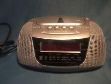 Gpx D715 Am/Fm/Cd Digital Clock Radio with Dual Alarm Pre-Owned Works