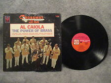 33 RPM LP Record Al Caiola The Power Of Brass United Artists Records UAS 6666