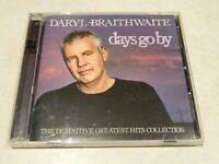 Daryl Braithwaite – Days Go By: The Definitive Greatest Hits Collection 2CD
