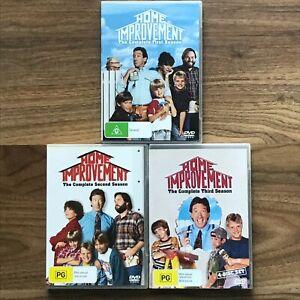 Home Improvement Complete Seasons 1 2 3 DVD - Region 4
