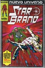 Star Brand. Nuevo Universo. Marvel. Extra Nº 2. Retapado. Nuevo, precintado