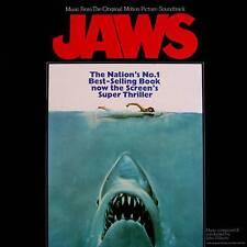 Jaws ORIGINAL MOVIE SOUNDTRACK John Williams GEFFEN RECORDS New Sealed Vinyl LP