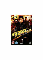 Street Fighter The Legend Of Costume DVD Nuovo DVD (OPTD1652)