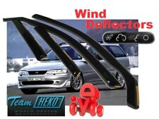 OPEL / GM / VAUXHALL VECTRA B 1996 - 2002 ESTATE Wind deflectors 4.pc HEKO 25331