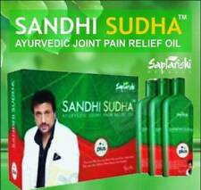 Pack Of 3 Sandhi Sudha Plus Oil Bottles 200Ml Each 100% Original
