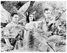 JUNGLE QUEEN still with RUTH ROMAN others -- (y503)