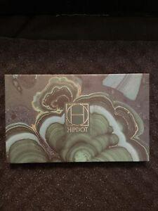 HIPDOT Cenote Pressed Eyeshadow Palette Boxycharm MSRP $30 New In Box
