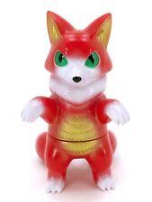 Konatsuya soft vinyl figure Sakiros the good fox monster Holiday color Ver. 2017
