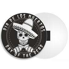Dia de los muertos FRIDGE MAGNET-día de los Muertos Azúcar Calavera Regalo de México #4237