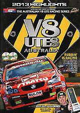 V8 Utes Australia - Championship 2013 Series Highlights (DVD, 2014,2 Disc) Reg 4