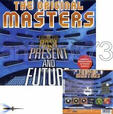 THE ORIGINAL MASTERS 3 CD DISCO EXTENDED VERSIONS ITALO