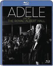 ADELE - LIVE AT THE ROYAL ALBERT HALL  2 BLU-RAY NEU