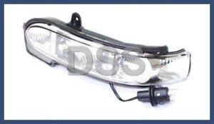 Mercedes w211 (03-06) Turn Signal Light LEFT driver door mirror housing blinker