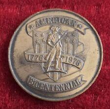 American Bicentennial Libert Bell Medallion Coin
