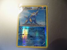Carte Pokémon - Clamiral Rare Reverse - XY11 Offensive Vapeur 32/114 - Neuf