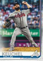 Dallas Keuchel 2019 Topps Update US285 Atlanta Braves