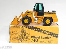 Case 740 Wheel Loader - 1/35 - Nacoral of Spain - N.MIB - RARE