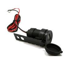 12V Motorrad-Lenker-USB-Ladegerät Power Adapter Wasserdicht für Smart phone