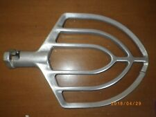 A20B Stainless Steel Beater Flat Paddle For Hobart Mixer Model A 20B Commercial