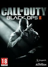 Call of Duty Black Ops II 2 PC Steam Key COD Region Free Quick Delivery