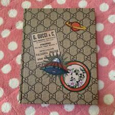 My Gucci Book Oggi Notebook Limited Edition November 2017 Appendix Japan New