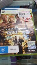 WWE: Legends Of WrestleMania Xbox 360