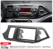 CARAV 11-192 2Din Marco Adaptador Kit de Radio para KIA Picanto, Morning 2011+