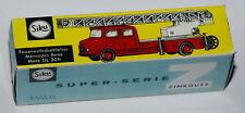 Reprobox Siku V 261 - Feuerwehrdrehleiter Mercedes Benz Metz DL 30h