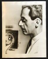 Man Ray, Selbstportrait, 1932, Photographie aus dem Nachlass, 1992
