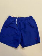 Polo Ralph Lauren Trunks Men's Medium Swimwear Logo