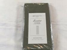 Liz Claiborne Home Lisette Rod Pocket Curtain Panel - Evening Sage