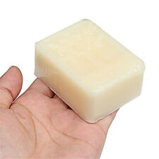 Natural Weiß Bee Wax Bienenwachs Block Kerzen Kosmetik Möbelwachs Seife