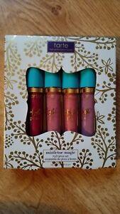 Tarte - Mistletoe Magic H2O Gloss (x4) & BOOTS Beauty Heroes set worth over £40!