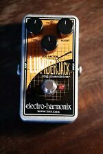 Electro Harmonix Lumberjack Overdrive Boost Distortion Gitarre Pedal Bass