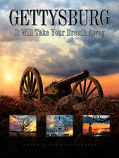 Gettysburg Poster, Limited Edition - So much more than just a battlefield!