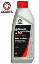 Comma Multi Vehicle ATF Automatic Transmission & Power Steering Fluid Oil 1ltr