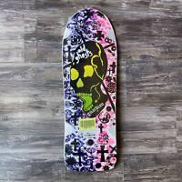 NEW Vision Skateboards Old Ghosts Reissue Vintage Skateboard Deck White Dip