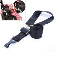 120cm Car Baby Safety Seat Top Tether Anchor Strap Child Belt Hook Adjustable 1x