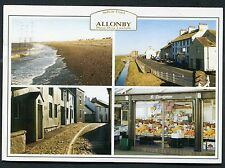 Posted 2008. Multiviews of Allonby Town & Shoreline