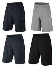 Men`s NIKE Cotton Jersey Fleece Shorts Jogging Sports Gym Casual Wear Shorts