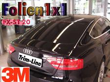 25,29€/qm 300cm x 75cm 3M FX-ST20 Top Auto Tönungsfolie schwarz 23 %föhnbar ABG