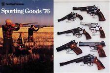 Smith & Wesson 1976 Gun Catalog