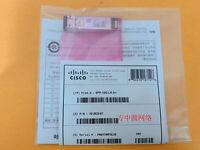 New sealed Cisco SFP-10G-LR-X 10GBase-LR SFP  1310nm 10km LC module 10-2632-01